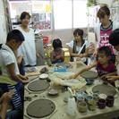 親子陶芸教室♪♪