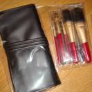 【新品】熊野筆6本セット ケース付き 定価15000円