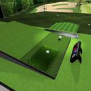 昼間の時間ゴルフでストレス発散しま...
