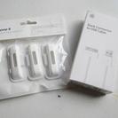 送料込!Apple Dock コネクタ USB ケーブル(未開封)...