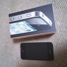 中古iPhone4黒