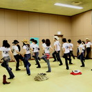カントリーラインダンス★福岡市中央体育館
