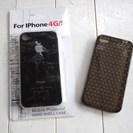 iPhone4S・4用ケース & iPhone4用ケース 2セット...
