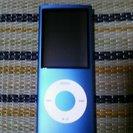ipod  8GB  ブルー