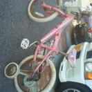 TREK 幼児用自転車です♪