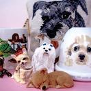 必見♪ 【わんにゃん&ケーキ展】 犬・猫・うさぎ雑貨、ケーキやお...