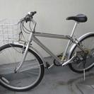 【終了】無印良品26インチスポーツタイプ自転車の画像