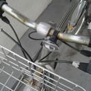 【終了】無印良品26インチスポーツタイプ自転車 - 自転車