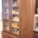 食器棚差し上げます