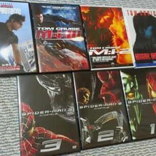 洋画DVD  7本