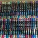 【終了】3×3EYES サザンアイズ 1~40巻セット 売ります