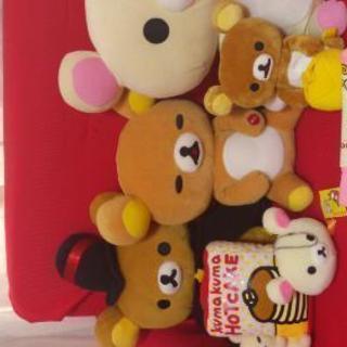 リラックマぬいぐるみおもちゃ - 新潟市