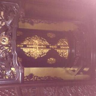 100万円相当の仏壇です