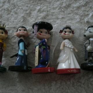 ぺこちゃんミュージアム おもちゃ 秘密のぺこちゃん人形も!