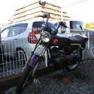 YAMAHA RD50カスタム レアバイク♪ − 千葉県