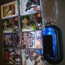 PSP3000青売ります!