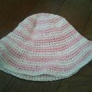夏のかわいい帽子