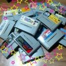 スパーファミコン カセット 各300円