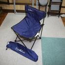 アウトドア用携帯折りたたみ椅子 値下げしました 1000円…
