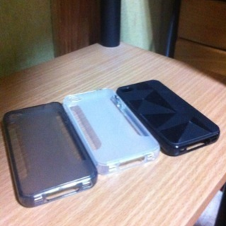 iPhone4 4s ケース ちょい美品
