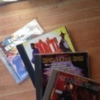 90年代の映画サントラCD(Hip Hop系)いろいろ4枚組