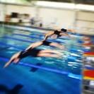 水泳: 大人の為の競泳練習会 【スタート及び、ターン練習】編