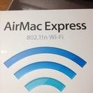 中古 AirMac Express 802.11n Wi-Fi