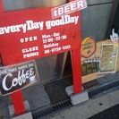 "cafe "" everyDay goodDay """