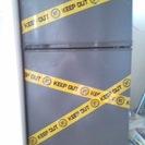 【無料譲渡】NEC製一人暮らし用冷蔵庫譲ります(95年製)