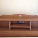 【譲ります】棚,引出し&照明付きシングルベッド