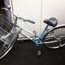 27インチ、今年春購入自転車。※取...