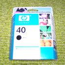 HP純正インク ブラック 51640A 【送料無料】