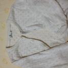 組曲・白色カーディガン70-80(丈短め・ボレロ?)