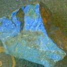 手のひらサイズ ラピスラズリ原石売ります。