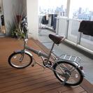 コーナンさんで買った自転車