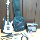 AriaPro2 ギター初心者セットプラスアルファ