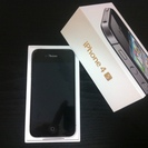 新品 au iPhone4S 16G iOS5.1.1 Black