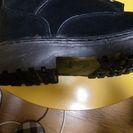 メンズ 本革 スエード ブーツ 27cm − 兵庫県