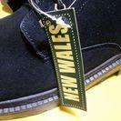 メンズ 本革 スエード ブーツ 27cm - 売ります・あげます