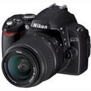 Nikon D40ボディ+標準レンズ+バッテリーお譲りしま…