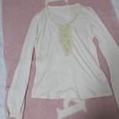 フリルTシャツ サイズM
