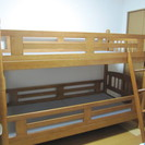 【お取引き中】2段ベッド (再)