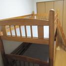 【お取引き中】2段ベッド (再) - 家具