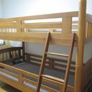 【お取引き中】2段ベッド (再) - 売ります・あげます