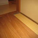 【無料】ウッドカーペット(6畳用・2枚)の画像
