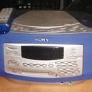 SONY  CD/MDシステム  ZS-M35