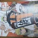 NARUTO×日本赤十字社 ポスター