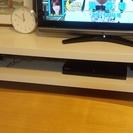 テレビ台 IKEA Lack ホワイト