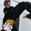 キッズダンサーのためのアクロバット教室
