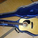 古いけどきれいなギター ハードケース付き